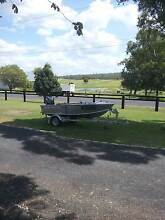 2011 Quintrex 350 Dart & 2012 Ausmarine Trailer Lowood Somerset Area Preview