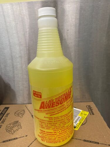 la s all purpose cleaner concentrated totally