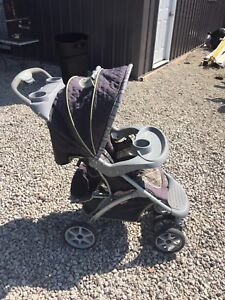 Baby sroller