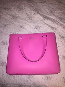 Kate Spade Purse Hot Pink!