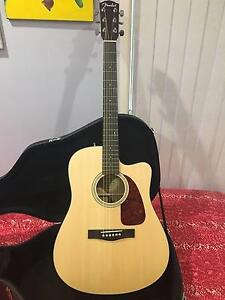 Brand New 'FENDER' Acoustic Guitar Milperra Bankstown Area Preview