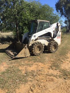 Bobcat S300 for hire