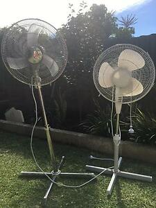 2 upright fans Balcatta Stirling Area Preview