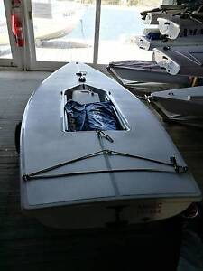 Laser Sailing Dinghy 197554 Mosman Mosman Area Preview
