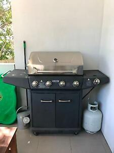 Jumbuck 4 burner BBQ Taringa Brisbane South West Preview