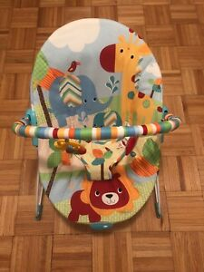Baby Rocker Vibrating Bouncy Chair