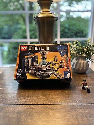 Lego Ideas Doctor Who (21304) BBC Brand New Complete Capaldi Smith Tardis