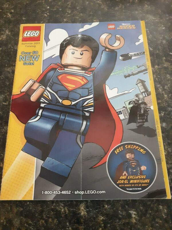 Lego Shop at Home Catalog Summer 2013