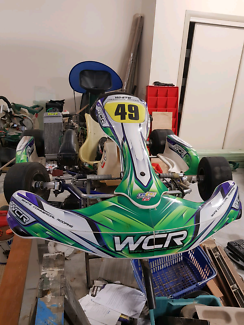 Go Kart Just Like New! Parkwood Gold Coast City Preview