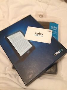 Koboglo, leather case and  $50 gift card. Make me an offer.
