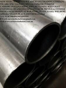 GALVANISED PIPE 20NB(OD:26.9MM)*2MM, $12/LENGTH BUNDLE PRICE Smithfield Parramatta Area Preview
