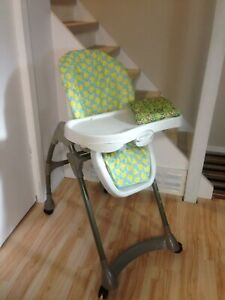 Evenflo Adjustable High Chair
