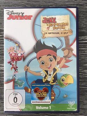 DVD jack und die nimmerland Piraten - yo Matrosen, o hey ()