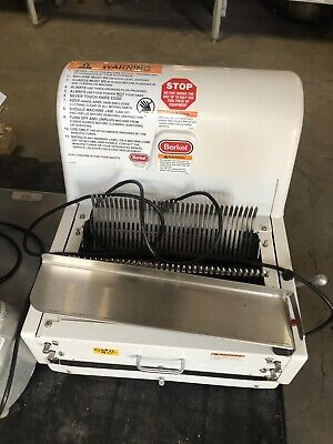Berkel Bread Slicer Mb 716 Counter Top