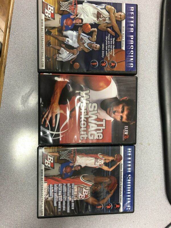 Basketball Coaching dvds