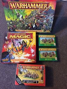 1980s Warhammer Fantasy - new in box