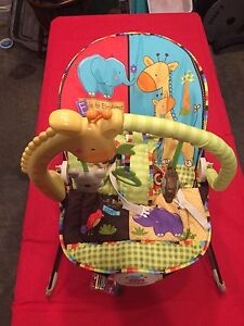 Fisher-Price Calming Vibrations Baby Chair.
