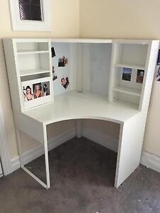 IKEA corner desk Melbourne CBD Melbourne City Preview