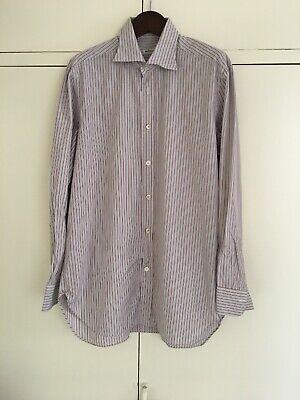 Kiton Shirt For Men Size 17