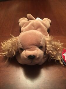 Spunky Ty Beanie Baby 1997 With Errors 9292faf5985