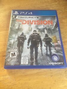 Sony PS4 Tom Clancy's The Division