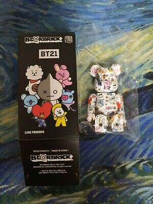 Bearbrick DSMG 5TH Shark A Bathing Ape 100/% BE@RBRICK Medicom toy