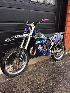 Yz125 With Ownership. Must See!