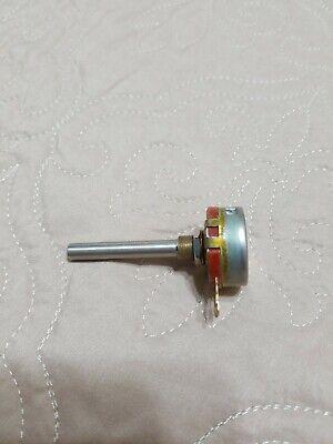 Potentiometer Cu Series 50 Ohm 2 Watt 38 Bushing 1 58 Shaft Length.
