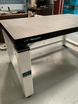 Newport Isostation Vibration Isolation Table Vh366w-opt