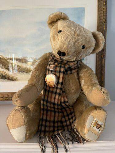 """House of Nisbet~England~Aloysius Bully Bear~24"""""""
