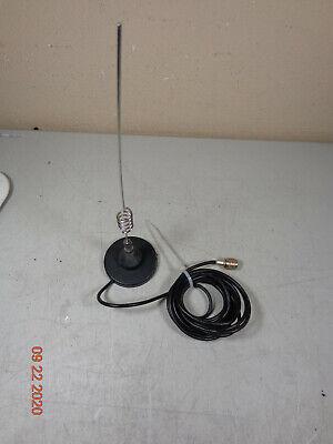 Motorola Kenwood Mobile Radio Antenna Mag Mount With 800900 Mhz Antenna C52