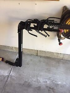 "Yakima bike rack 4 bike 2"" hitch"