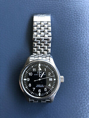 IWC Mark XV, A Stainless Steel Automatic Wristwatch With Date