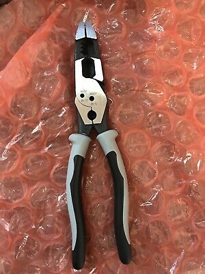 New Klein Tool Hybrid Pliers -crimping -
