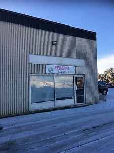 Spruce Grove Office Shop, Warehouse for lease