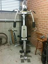 used gym set great condition Miranda Sutherland Area Preview