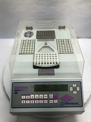 Stratagene Robocycler Gradient 40 Thermal Cycler 400860-01