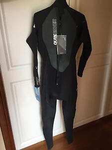 Mens Full Length Quiksilver Wetsuit Medium BNWT Newstead Launceston Area Preview