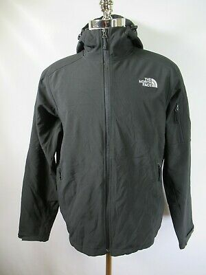E4787 THE NORTH FACE Apex Bionic Hooded Snowboard Ski Jacket Size L North Face Apex Bionic Jacket