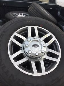 18' LT 275-65-18 FORD F350 BRAND NEW $1250 FIRM