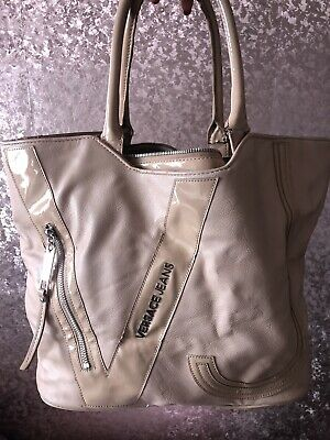 Genuine Versace Shopper Handbag