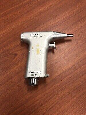 Hall 5053-13 Pneumatic Wiredriver 100