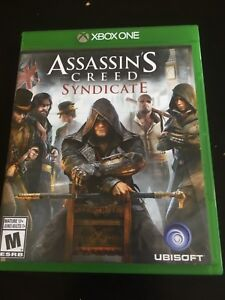 Assassina Creed Syndicate for xbox one!