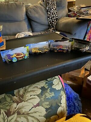 Hot Wheels Regular Treasure Hunt Lot Of 4 Loose Bubble Matic Sting Rod Bazoomka