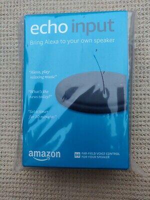AMAZON ECHO INPUT - Turn any speaker into a smart speaker