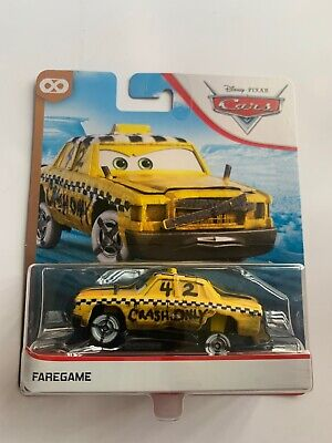 DISNEY PIXAR CARS 3 FAREGAME  THUNDER HOLLOW 2020 DIECAST