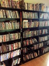 DVD collection Mangerton Wollongong Area Preview