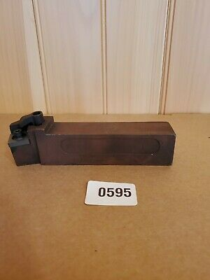 Kennametal 1.25 Shank Dsknr 206d Turning Tool Holder Snmg-643 One Piece Lot
