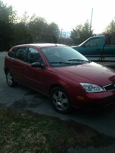 Ford Focus limited Edition  2005