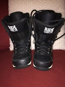 Ride Orion Snowboarding Boots
